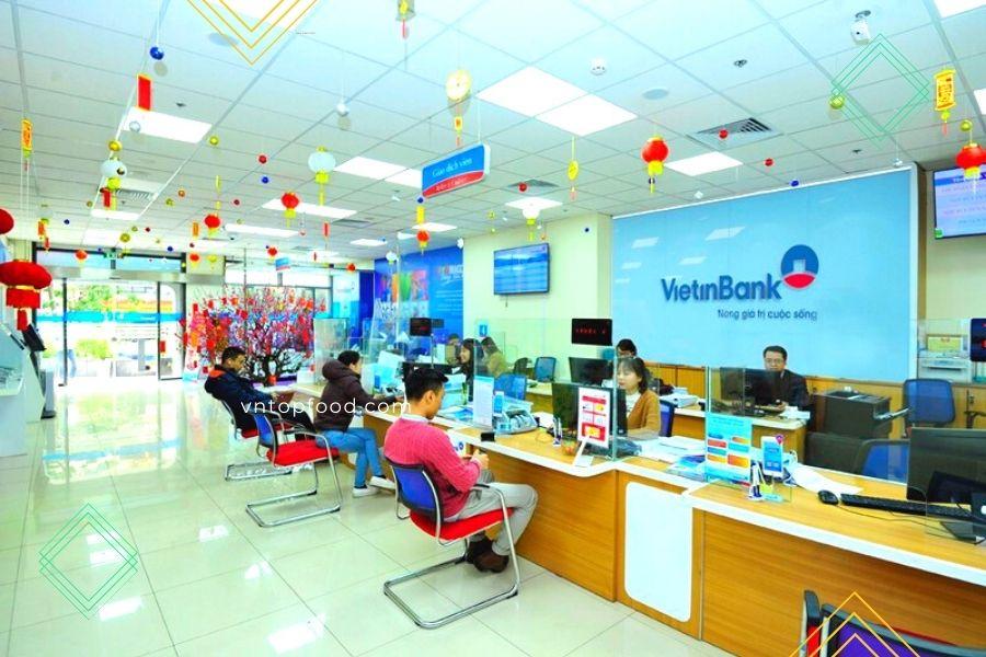 Địa chỉ chi nhánh PGD Vietinbank gần đây ở hốc môn
