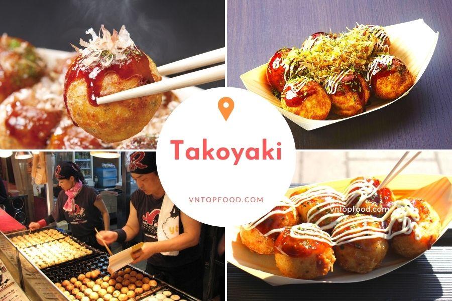 Địa chỉ quán Takoyaki gần đây ở quận bình dương