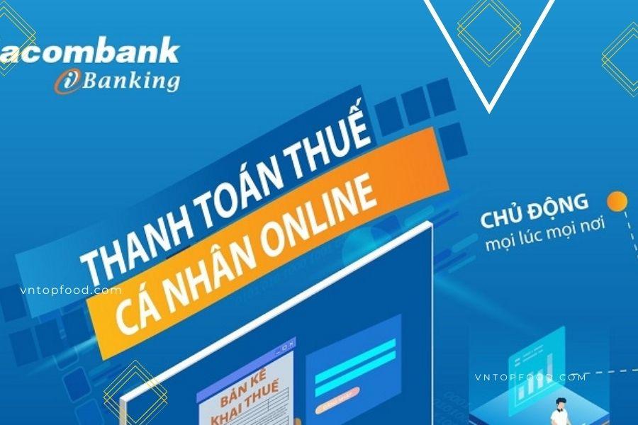 Dịch vụ điện tử tại ngân hàng Sacombank