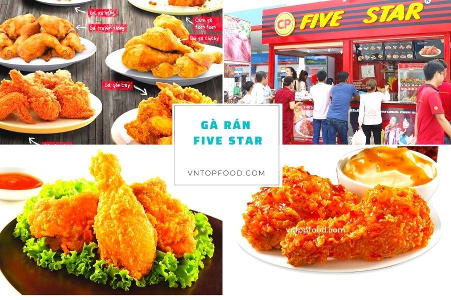 Gà Rán Five Star