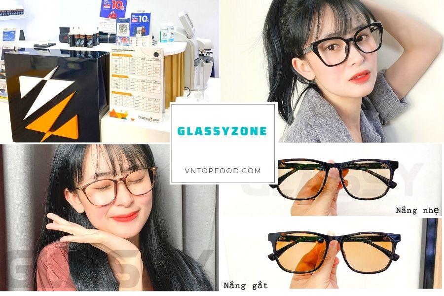 GlassyZone - Chuyên Tròng Kính Siêu Mỏng