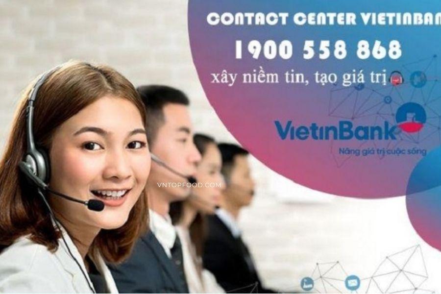 Hệ thống Hotline VietinBank hoạt động thường xuyên nên khách hàng có thể gọi mọi lúc mọi nơi