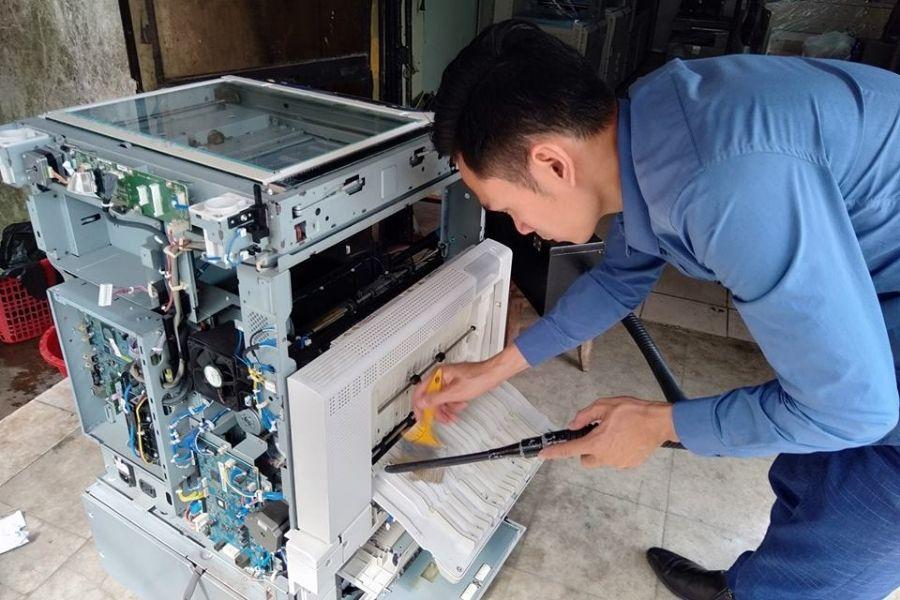 List sửa chữa máy in tại nhà giá rẻ gần đây ở Quận 8