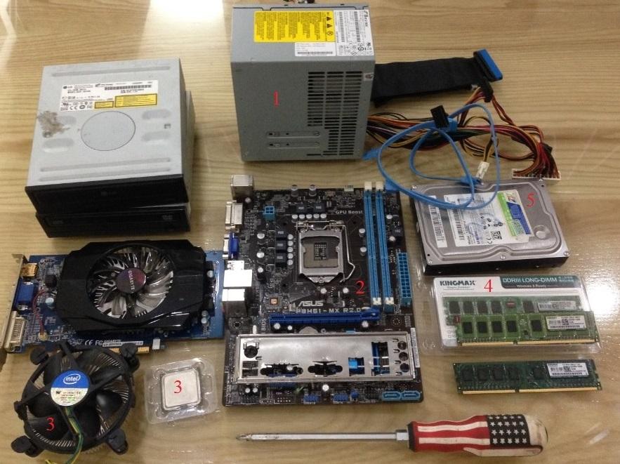 Máy tính để bàn lắp ráp