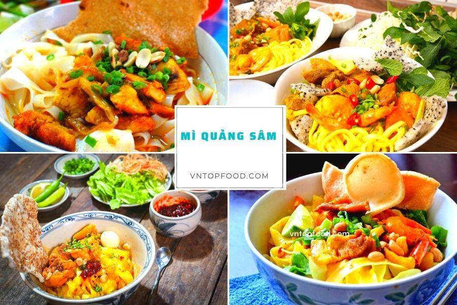 Mì Quảng Sâm
