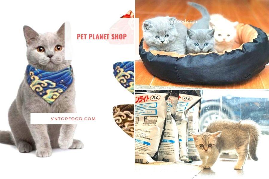 Pet Planet Shop