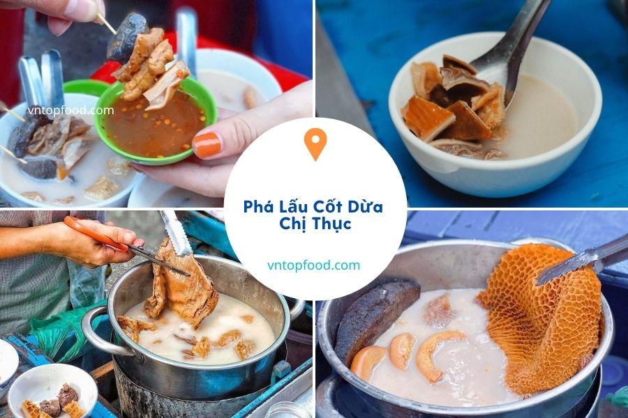 Phá Lấu Cốt Dừa Chị Thục