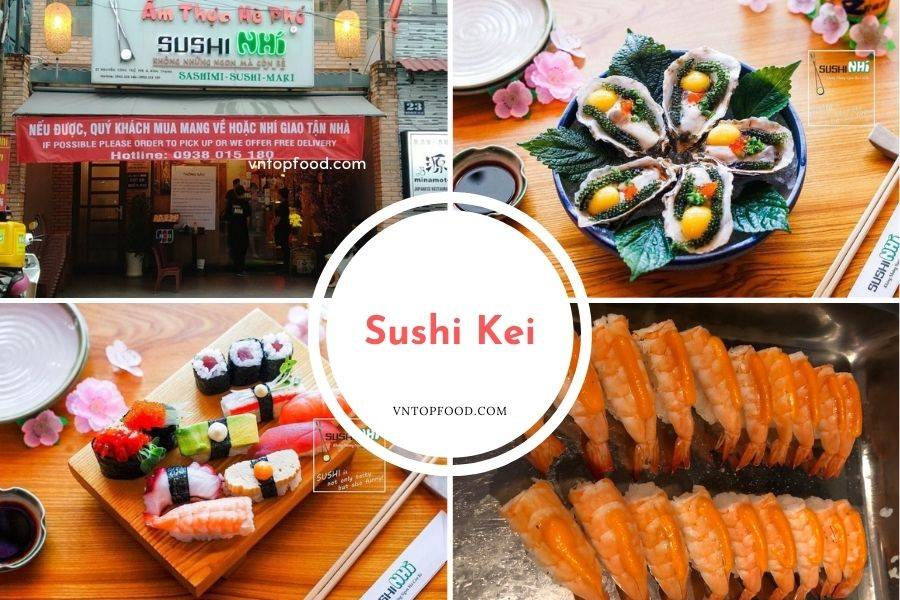 Sushi Nhí