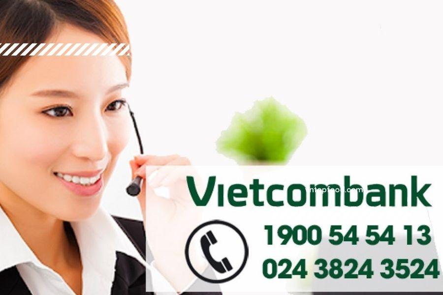 Tổng đài chăm sóc khách hàng của Vietcombank