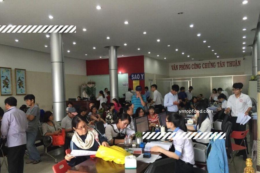 Văn Phòng Công Chứng Tân Thuận