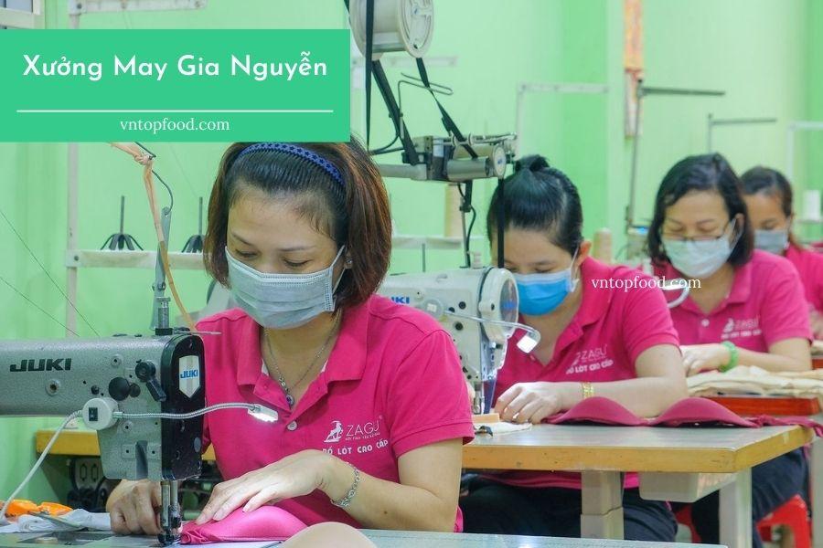 Xưởng May Gia Nguyễn