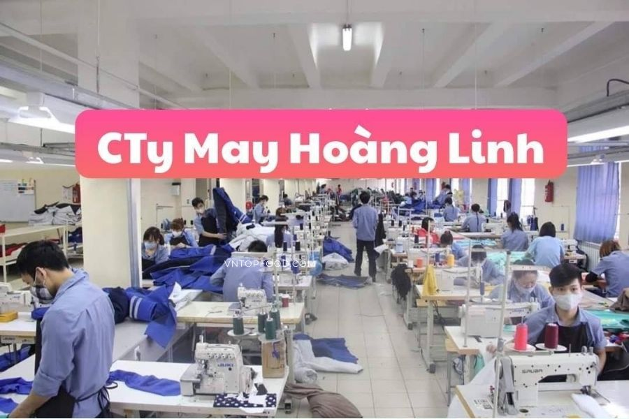 Xưởng May Hoàng Linh