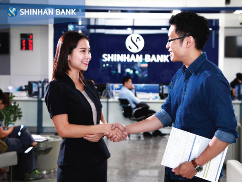 PGD Shinhan bank gần đây ở các quận tại tphcm