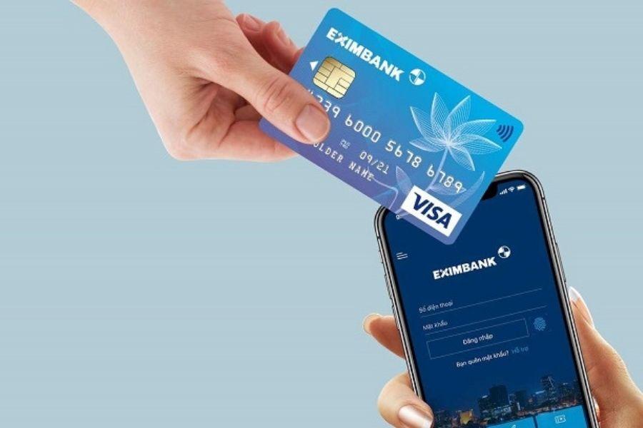 Các dịch vụ sản phẩm tại Eximbank