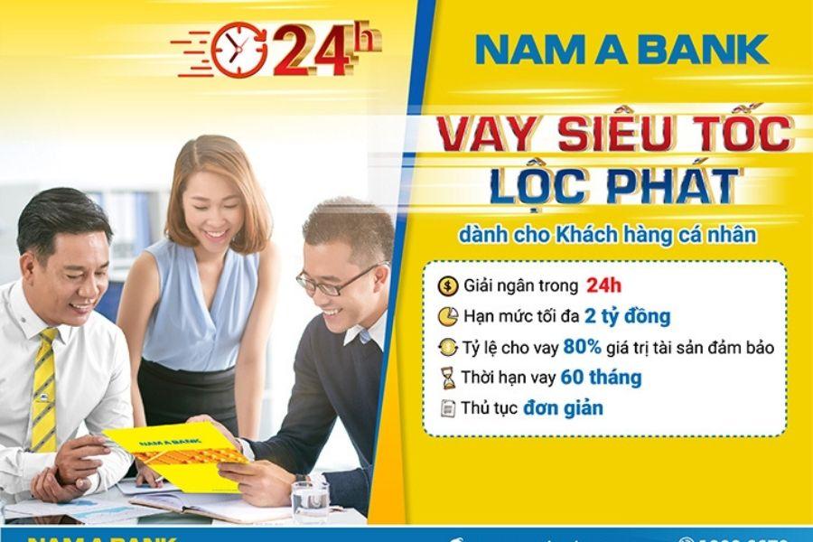 Các dịch vụ tại Nam Á Bank rất đa dạng phù hợp với mọi đối tượng khách hàng