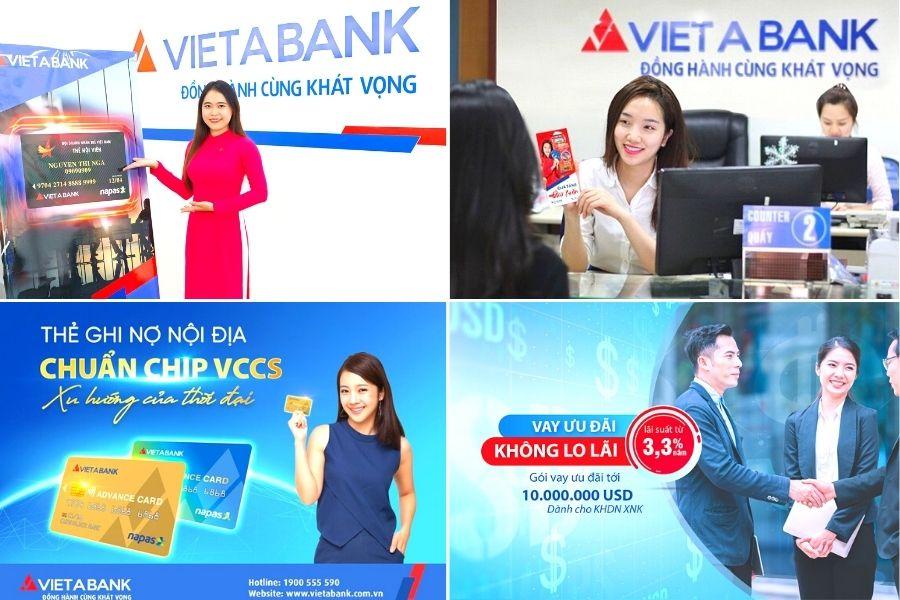 Các sản phẩm dịch vụ tại Việt Á