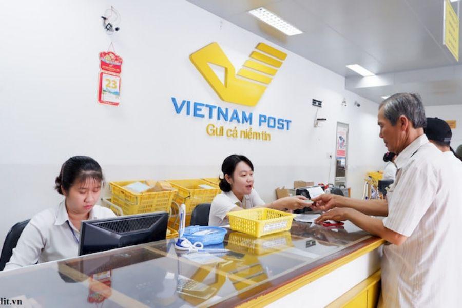 Địa chỉ bưu cục bưu điện vnpost gần đây ở quận 7