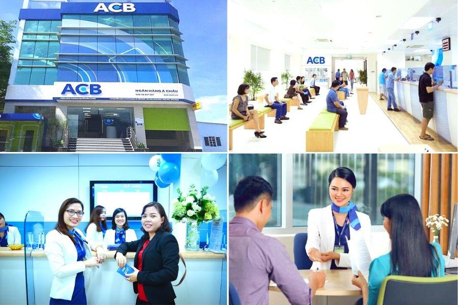 Địa chỉ chi nhánh PGD ACB ở quận 1