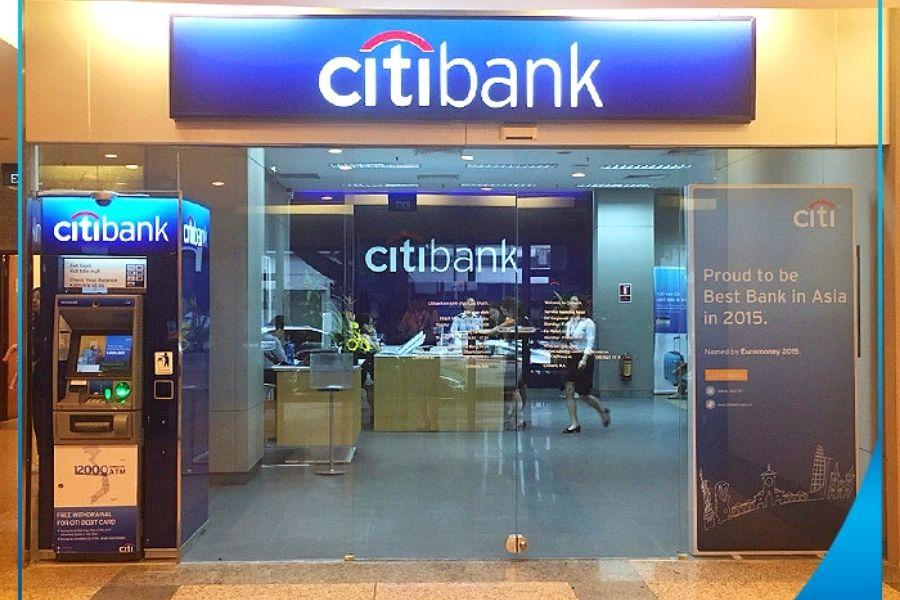 Địa chỉ chi nhánh PGD Citibank gần nhất ở quận 1