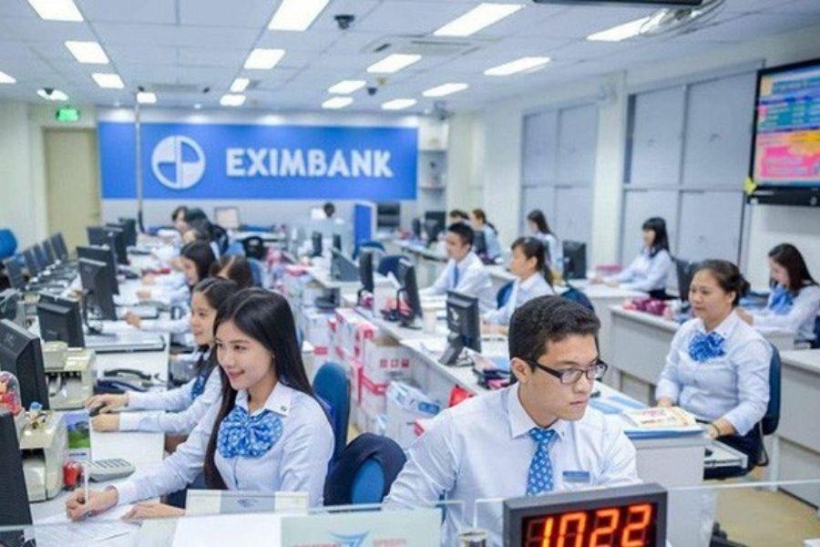 Lịch làm việc của ngân hàng Eximbank