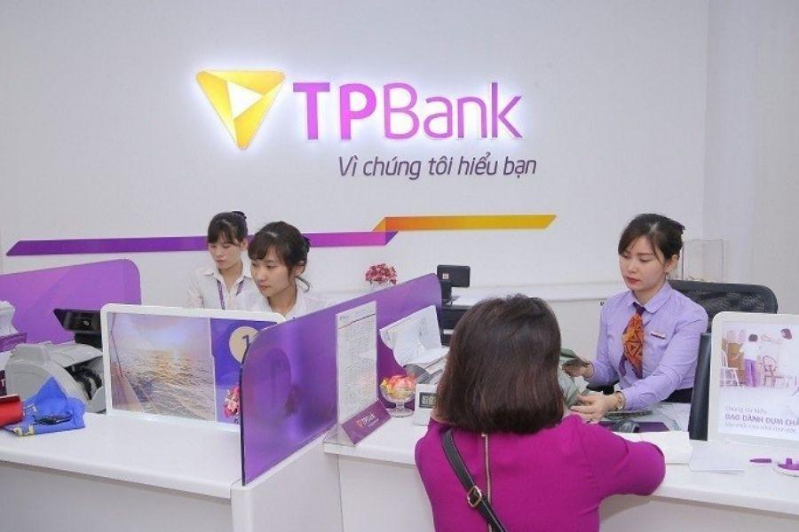 Lịch làm việc của ngân hàng của TPbank
