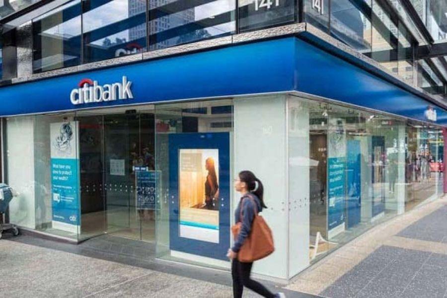 Ngân hàng Citibank tại tphcm
