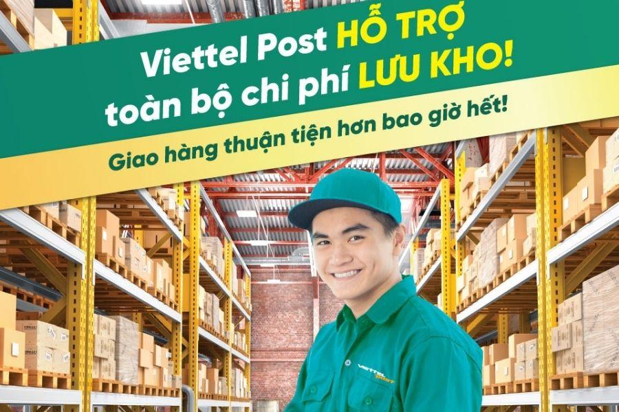 Sử dụng dịch vụ Viettel post bạn sẽ nhận được nhiều ưu đãi hấp dẫn