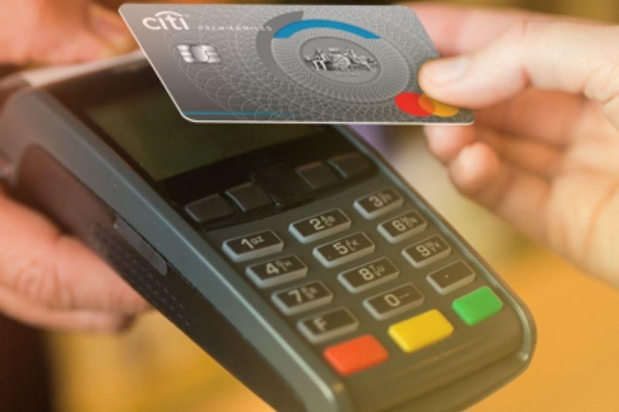 Thẻ Citibank có thể rút tiền tại nhiều ngân hàng khác nhau