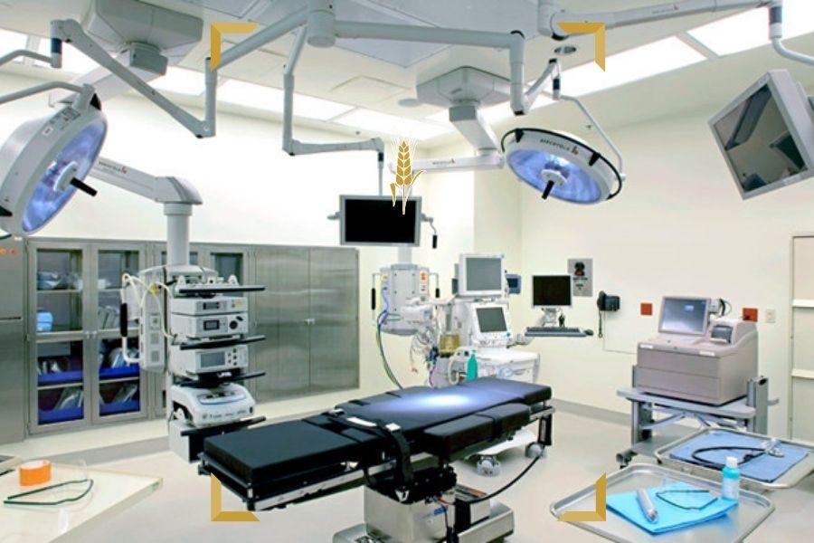 Công ty thiết bị y tế gần đây tphcm