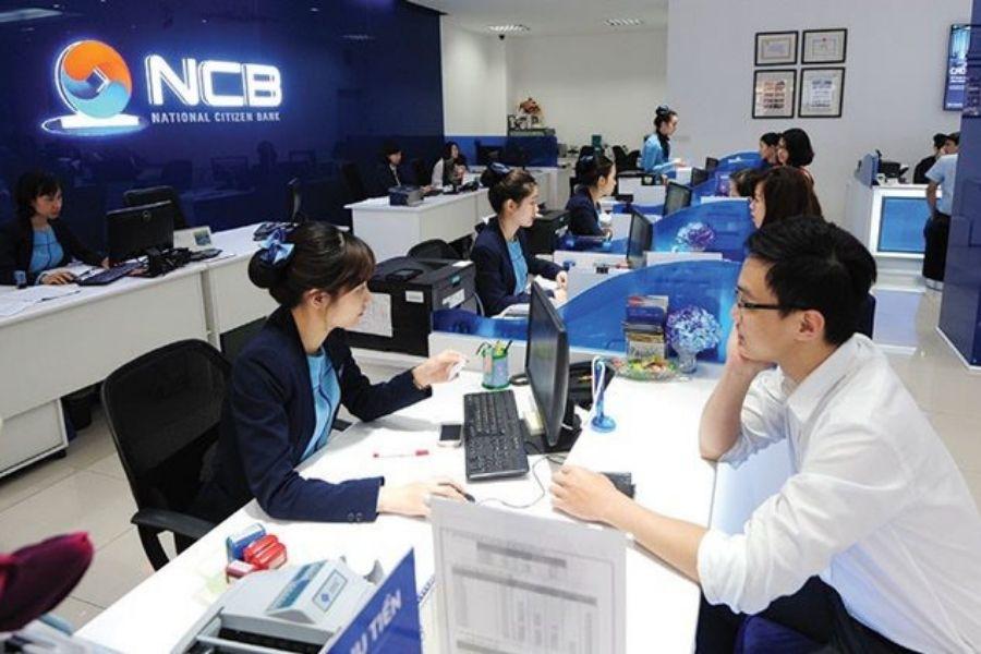 Lịch làm việc của ngân hàng NCB